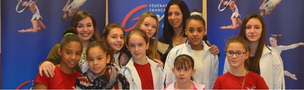 Des gymnastes et aides mis à l'honneur lors de l'Assemblée Générale