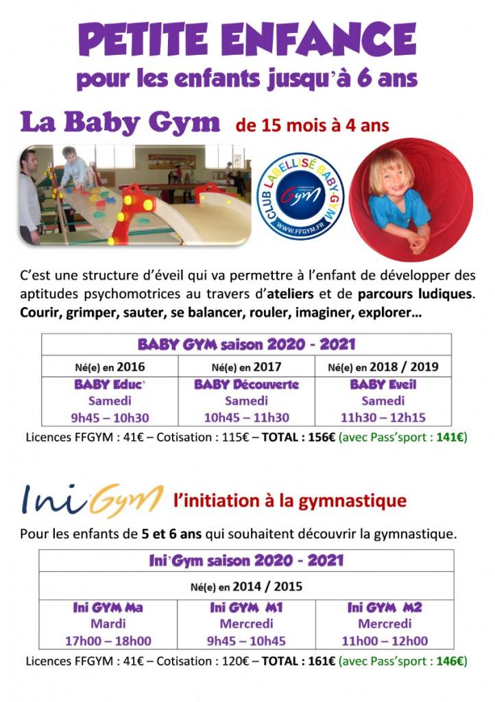 Affiche Petite Enfance 2020